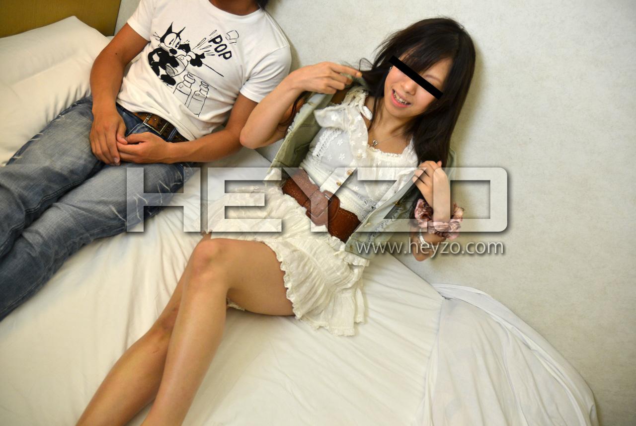 今そこで彼氏を見送った女の子をナンパして即ハメ!