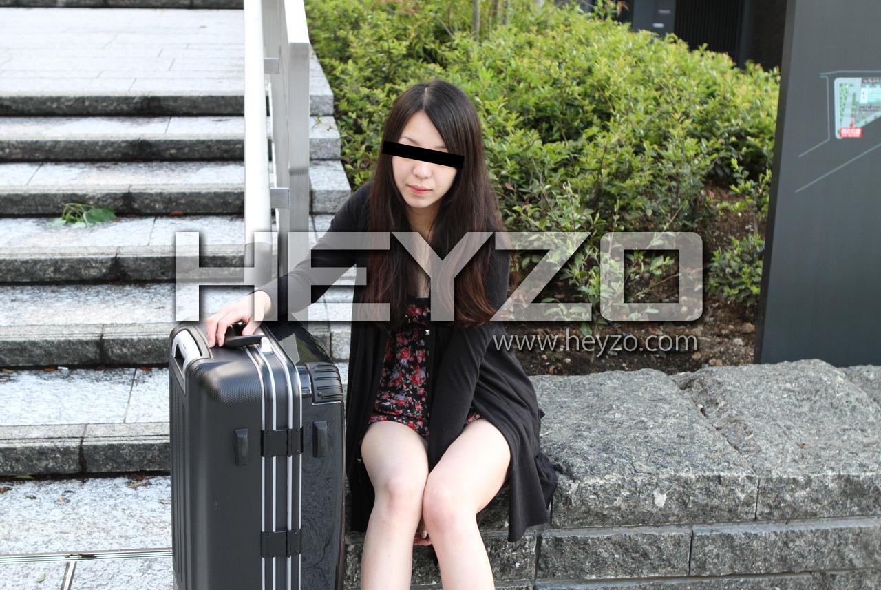 上京したての新潟娘をナンパで即ハメ