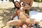 アゲアゲ女子旅in南の島 前編〜ビーチでハッチャケ逆ナンSEX〜_HEYZO__無修正_入会__HIKARI_008