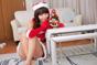 性夜のクリスマスに舞い降りたサンタガール_アダルト動画比較_HEYZO_入会_比較_まりか_001