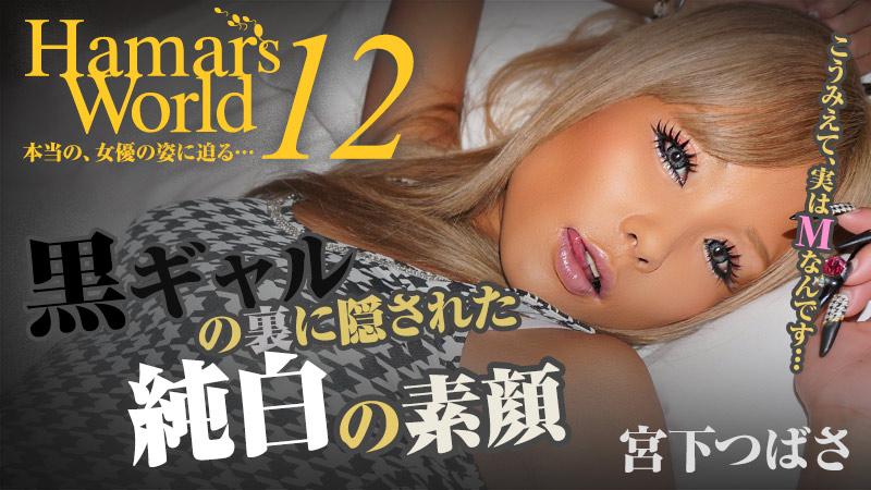 Hamar's World 12~黒ギャルの裏に隠された純白の素顔~ 宮下つばさ