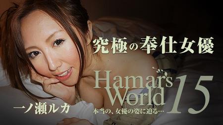 Hamar's World 15〜究極の奉仕女優〜
