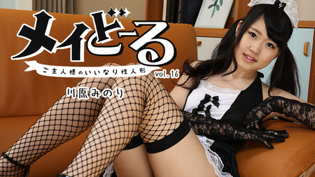 メイどーる Vol.16〜ご主人様のいいなり性人形〜